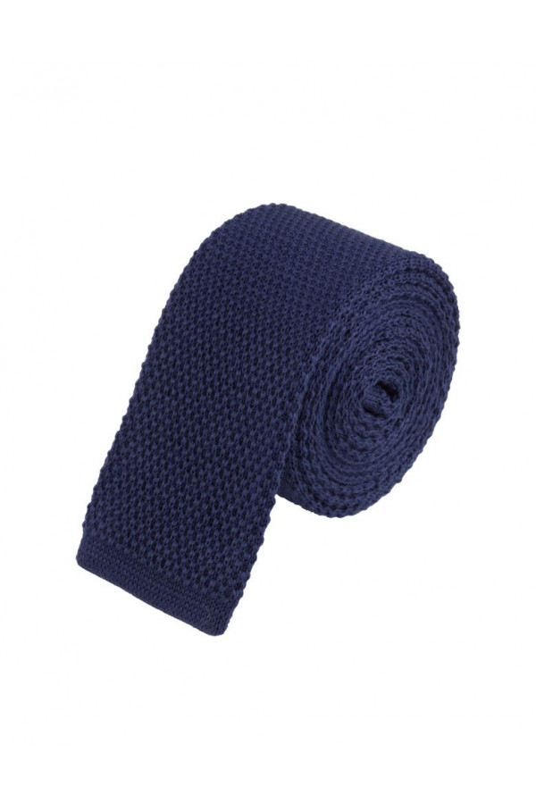 Cravate tricot en laine